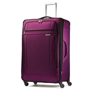 Samsonite Solyte Softside Spinner 29, Purple Magic