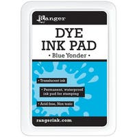 Dye Ink Pad-Blue Yonder