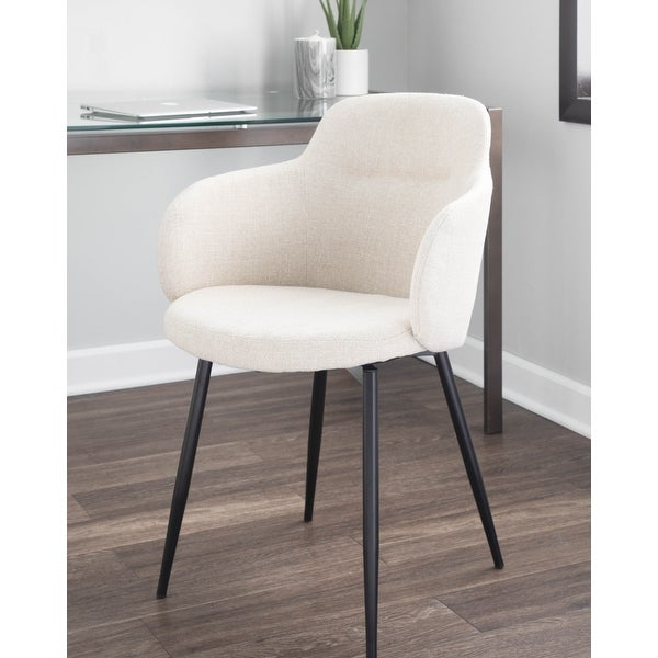 Carson Carrington Iglabo Industrial Upholstered Chair - N/A. Opens flyout.