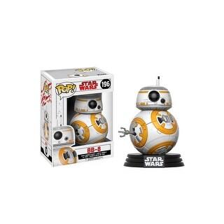 Funko POP Star Wars TLJ - BB-8 - Multi