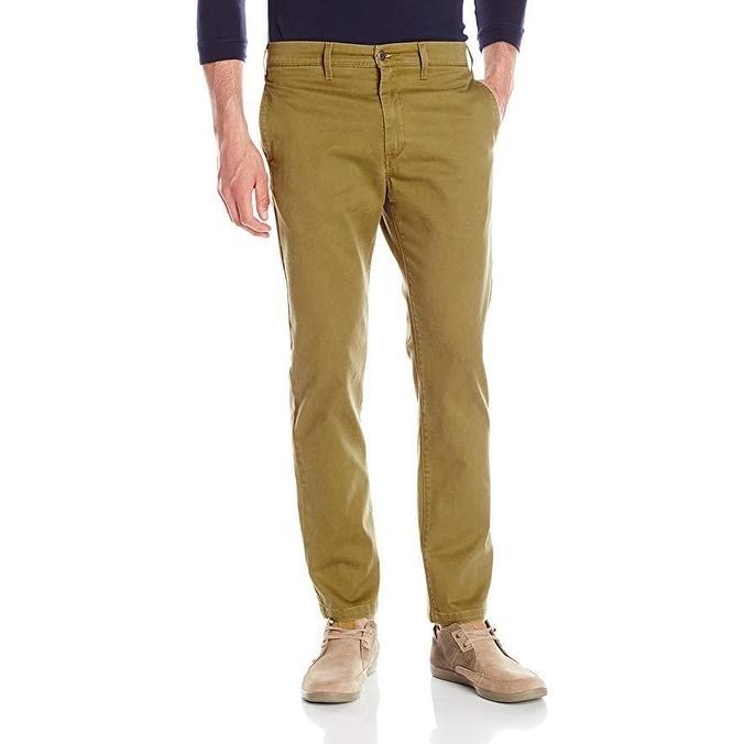 NWT Levi/'s 511 Slim Chino in Nightwatch Welt Pocket Stretch Twill Pants 38 x 34