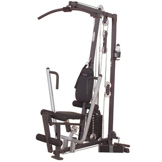 Body-Solid Compact Home Gym - Black