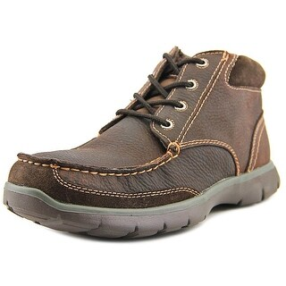 Dockers Tolman Men Round Toe Leather Brown Boot