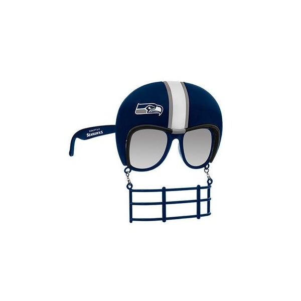 9d0b10ab43a0 Shop RicoIndustries SUN2901 Seahawks Novelty Sunglasses - Free Shipping On  Orders Over  45 - Overstock - 23754716