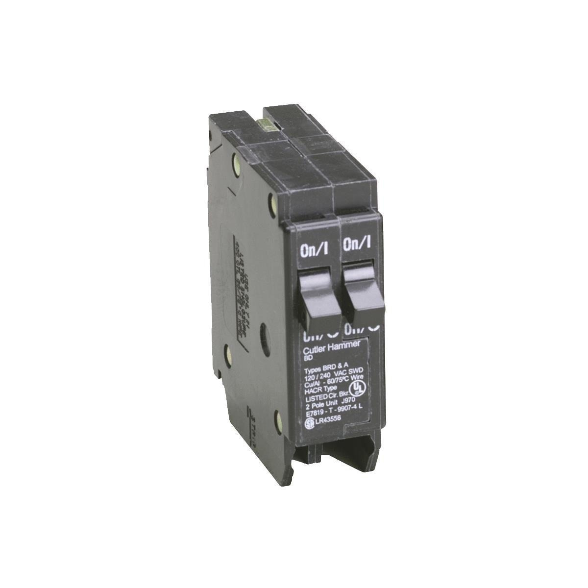 Eaton 20A//20A Circuit Breaker