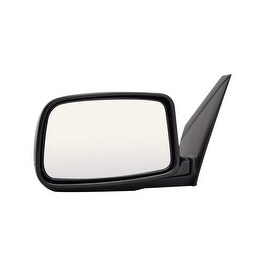 Pilot Automotive MB2449410 Mitsubishi Lancer Black Power Non Heated Replacement Side Mirror