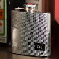 4 oz. Stainless Steel Flask