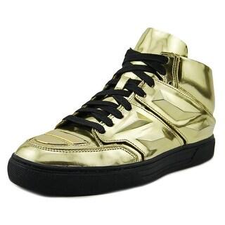 Alejandro Ingelmo Exotron Men Round Toe Leather Sneakers