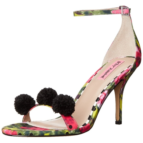 05df115ce09 Shop Betsey Johnson Womens Lylly Open Toe Ankle Strap D-orsay Pumps ...