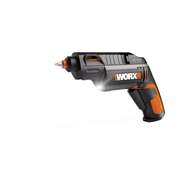 Worx WX254L Semi-Automatic Power Screw Driver With 12 Driving Bits