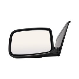 Pilot Automotive MB2439410 Mitsubishi Lancer Black Manual Replacement Side Mirror