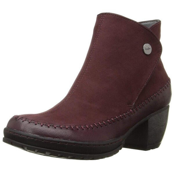 0c544e9ac9ec Shop Jambu Women s Jazz Too Ankle Bootie - 6 - Free Shipping Today ...