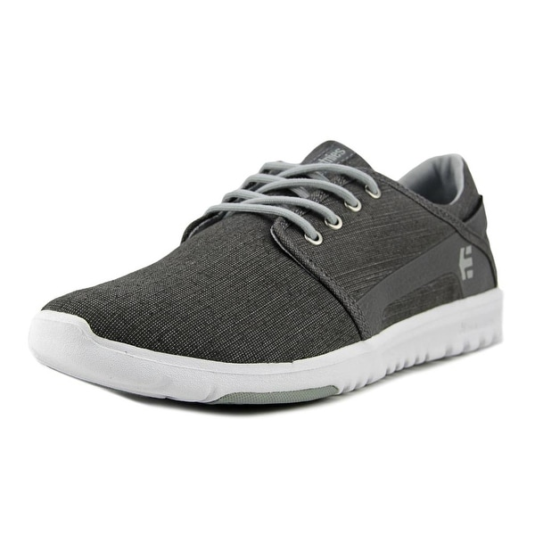 Etnies Scout Men Round Toe Synthetic Gray Skate Shoe
