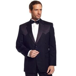 Circle S Jacket Mens Traditional Western Tuxedo Coat Satin CT0129