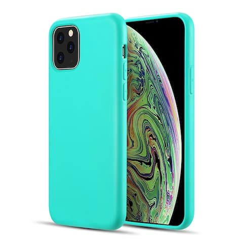 Soft Silicone Ultra Thin Back Cover Case for Apple iPhone 11 Pro Max