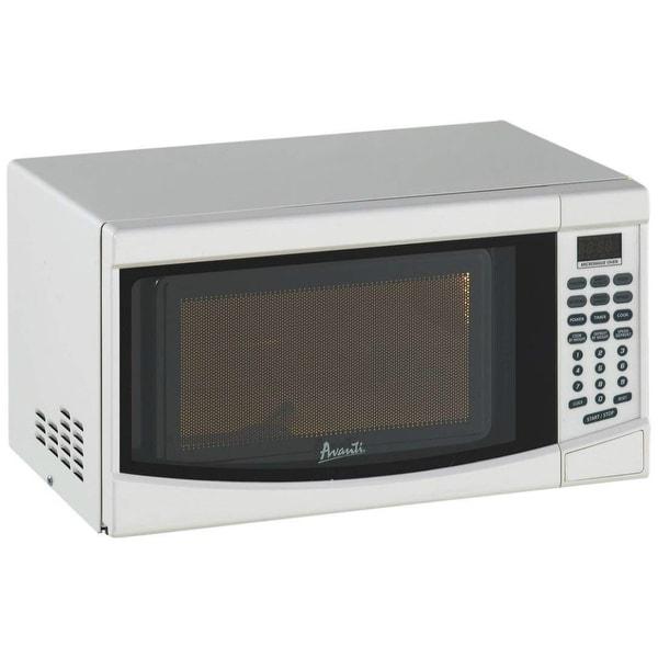 Shop Avanti 7cf 700w Electronic Microwave Microwave