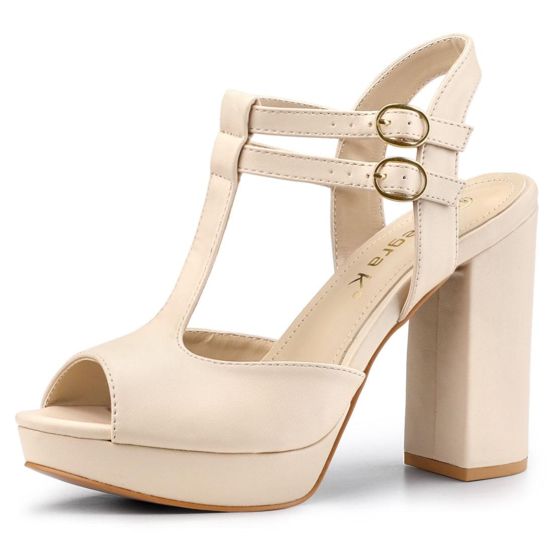 women's open toe heel shoes