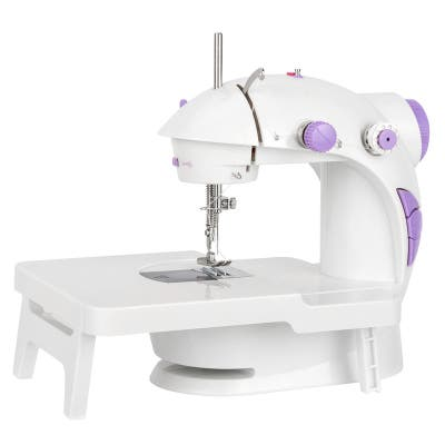 Electric Portable Mini Sewing Machine With Extension Table