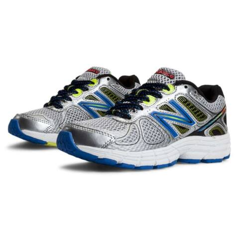 Kids New Balance Boys 860 V4 Low Top Lace Up Running Sneaker - 13