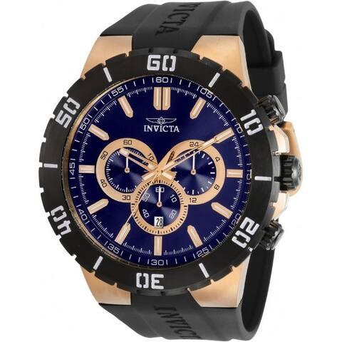 Invicta Men's 30729 'Pro Diver' Silicone Watch