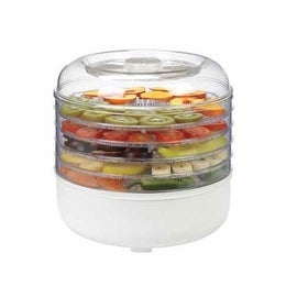 Ronco FD1005WHGEN 5 Tray Electric Food Dehydrator
