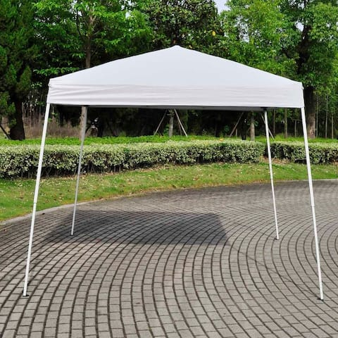 Outdoor Camping 2.5 x 2.5m Portable Home Use Waterproof Folding Tent