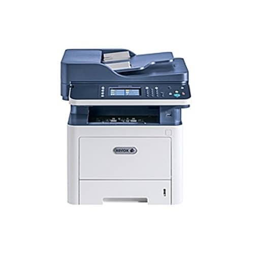 Xerox - Workcentre 3335 Black And White Multifunction Printer, Print/Copy/Scan/Fax, Lett