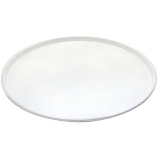 Range Kleen BC1000 CeramaBake Pizza Pan, White - 12 in.