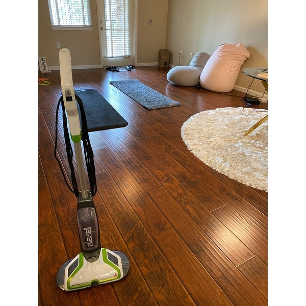 Top Product Reviews For Bissell Spinwave Hard Floor Spin Mop 20750720 Overstock