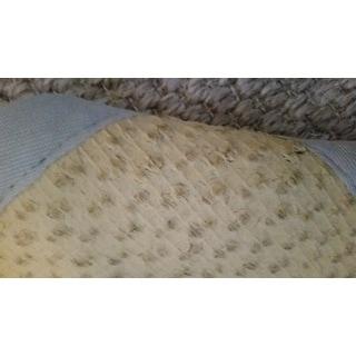 Safavieh Casual Natural Fiber Chunky Basketweave Marble Ivory / Taupe Sisal Rug