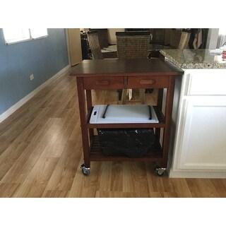 Jonathan Kitchen Cart