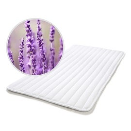 Earthwonderful Lavender Aroma Sleep Pad filled with Hundreds of Organic Lavender Flowers