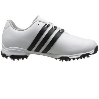 Adidas Men's Pure TRX White/CoreBlack/White Golf Shoes F33237 / F33314 (More options available)