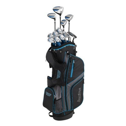 """Tour Edge MRH Bazooka 360 Mens Package Set MRH Bazooka 360 Mens Package Set plus 1 inch"""
