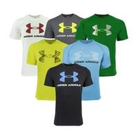 Under Armour Men's UA Big Logo T-Shirt 2-Pack - Assorted
