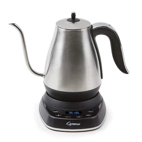 Capresso Pour-Over Kettle (Stainless Steel)