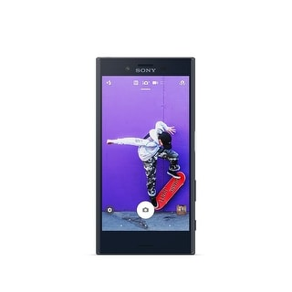 Sony XPERIA X Compact Unlocked GSM Cellular in Universe Black - F5321