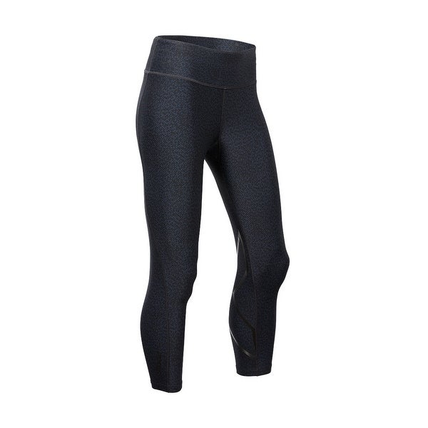 cb5f147a3e Shop 2XU Women's Mid-Rise Print 7/8 Compression Tights - On Sale - Free  Shipping On Orders Over $45 - Overstock - 25686679