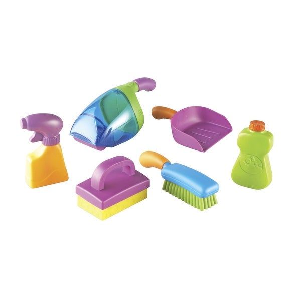 Shop Learning Resources Clean It My Very Own Cleaning Set