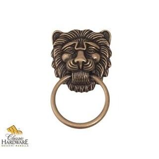 Bosetti Marella 100248 Vintage 3-7/16 Inch Diameter Ring Cabinet Pull