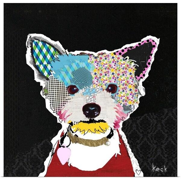 """""""Yorkshire Terrier III"""" Poster Print"""