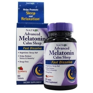Natrol Advanced Melatonin Plus (60 Tablets)