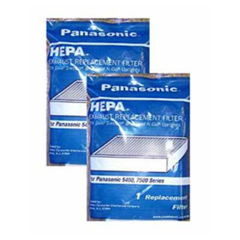 Panasonic MC-V194H (2-Pack) HEPA Filter