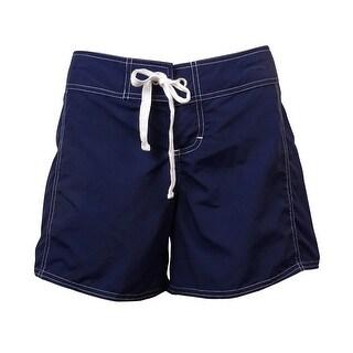 Tommy Bahama Women's Tie Front Swim Board Shorts