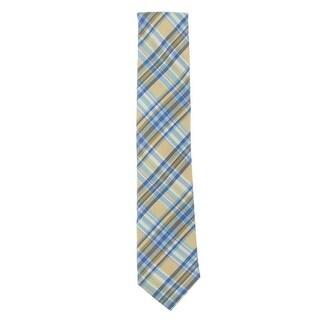 Tommy Hilfiger Mens Neck Tie Silk Plaid - o/s