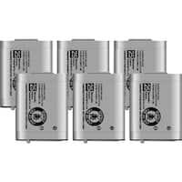 Replacement Panasonic KX-TGA230W NiMH Cordless Phone Battery (6 Pack)