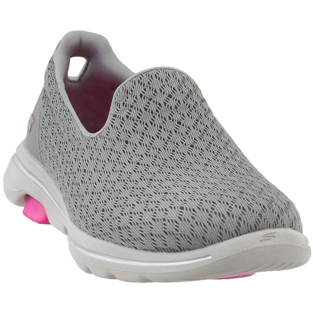 Skechers Womens Go Walk 5 Walking Casual Shoes