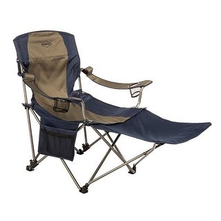 Kamp-Rite Chair with Detachable Footrest - CC231