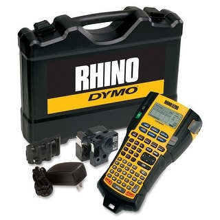DYMO Industrial RHINO 5200 Label Maker Kit (1756589)