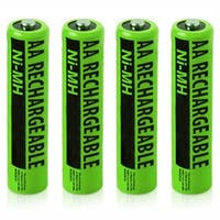 Battery for Samsung AA (4-Pack) Replacement Battery